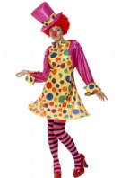 Clown Lady Costume (32882)